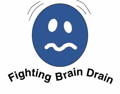 fighting brain drain fighting brain drain