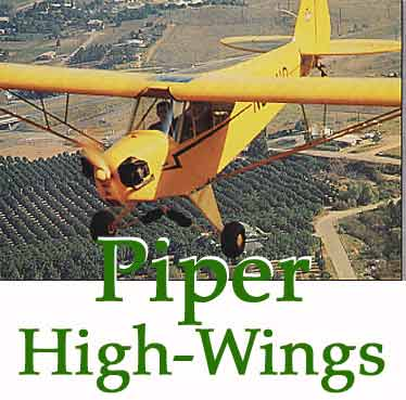 Piper High Wings