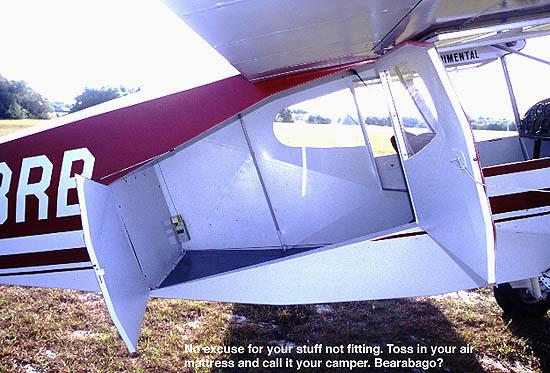 Bearhawk 260, Pilot Report