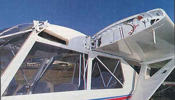 Lionheart Pilot Report On 450 Hp Homebuilt Biplane