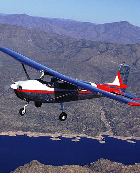 PIREP-Square Tail Cessna Hawk